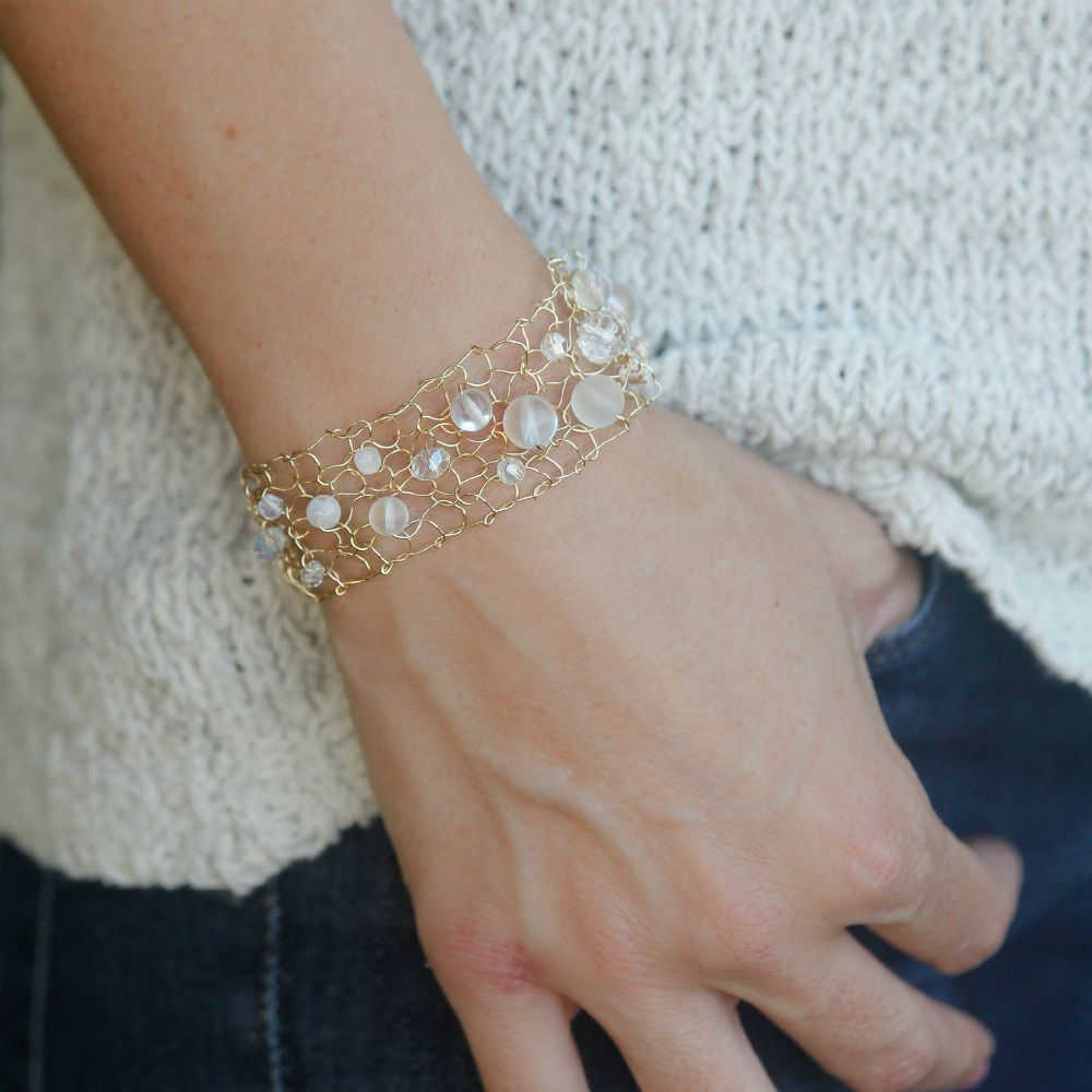 for layered diy delicate lusting lavish bracelet