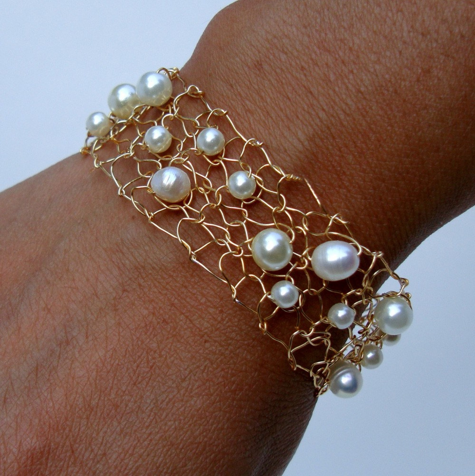 silver sterling bracelet contemporary